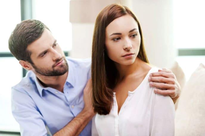 жена обиделать, что делать мужу
