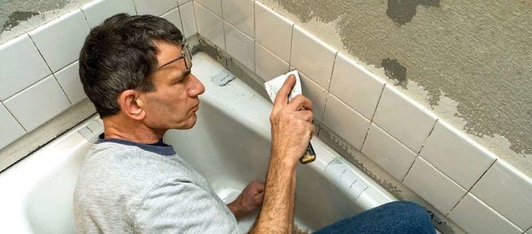ремонт ванной своими руками - инструкция