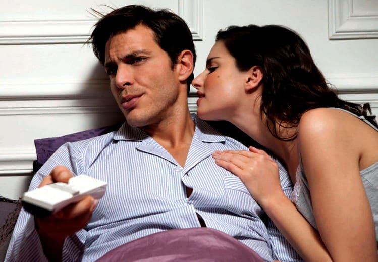 муж стал равнодушным, что делать