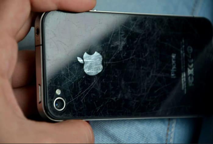 как защитить айфон от царапин