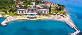 курорт Каварна в Болгарии